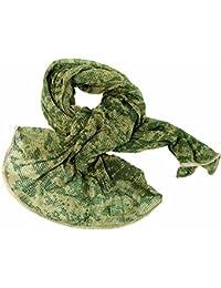 Tactical Camo Muster Militär Netz Schal–ARMY Style Scrim Net Patrol Head Packungen mit Camouflage Option