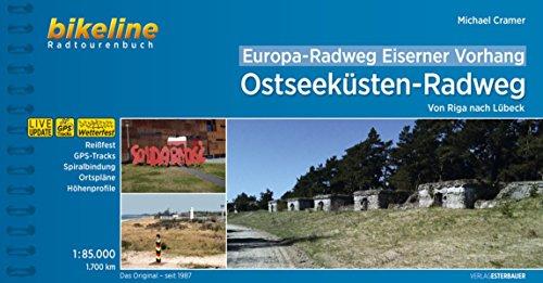 Ostseekusten Radweg von Riga nach Lubeck 2018 por Esterbauer