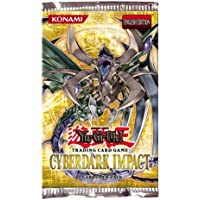 Yu-gi-oh Cyberdark Impact 9 Card Booster Pack [Toy]