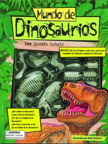 Mundo de Dinosaurios (Mundo Series) por Dennis Schatz