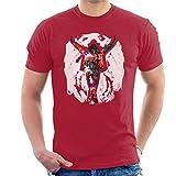 Sidney Maurer Original Portrait of Michael Jackson This is It Men's T-Shirt