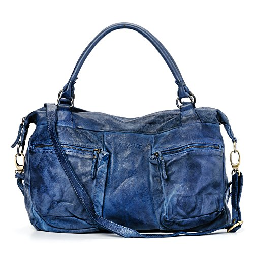 Coast to Coast bag vintage Bleu