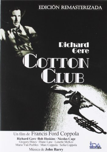 Cotton Club (Ed.Normal) (Import Dvd) (2012) Varios