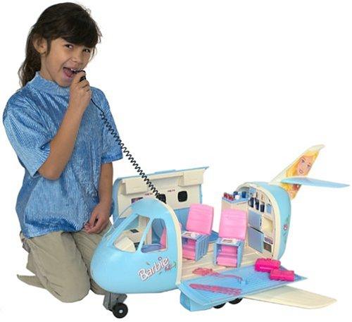 Barbie Blue Jet Air Plane (Mattel 22007) (Jet Air Blue)