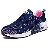 Zapatillas de Running Fitness Sneakers para Mujer Azul 39 EU