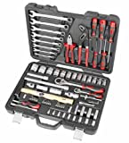 Ratio 5997H77 - Maletín de herramientas con 77 piezas Ratio