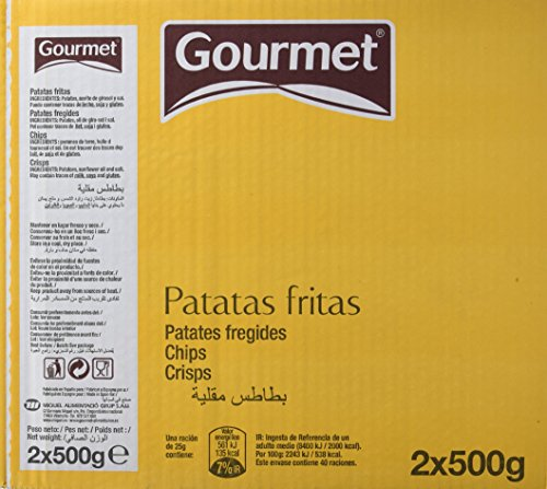 Gourmet Patatas Fritas - 2x500 g