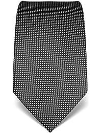 VB Cravate, pure soie, motif à carreaux