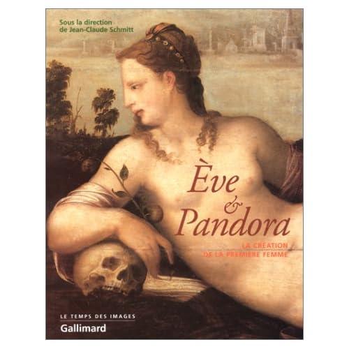 Eve et Pandora : La Création de la première femme
