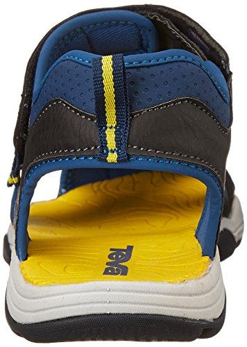 Teva Y Toachi 3, Sandales garçon Bleu (Navy/Yellow)