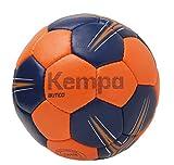 Kempa Buteo Handball, Shock Rot/Deep Blau, 2 cm