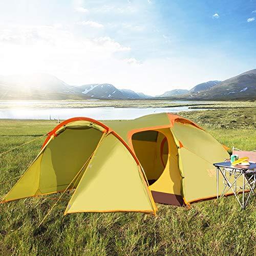 Campingausrüstung Zelt, 1 Zimmer, 1 Halle, Rucksackzelt,