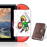 Jugger NFC Karten für The Legend of Zelda Breath of The Wild Botw Switch Wii U, 23 Stück