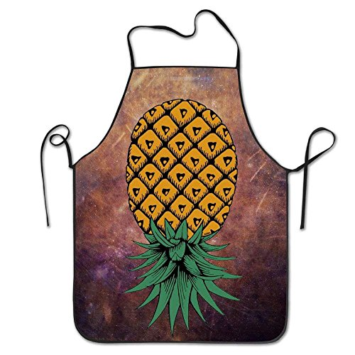 f71ba7d0a5b30 Doormat shirt Funny Apron Chef Kitchen Cooking Apron Bib Upside Down  Pineapple Cooking Easy Care