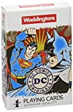 DC Comics Retro Waddingtons Number 1 Playing Cards