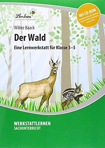 Preisvergleich Produktbild Der Wald. Grundschule, Sachunterricht, Klasse 3-5