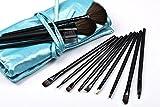 Best Niceeshop Lip Brushes - niceeshop(TM) Professional 13 Piece Cosmetic Brush Set Review