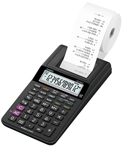 Casio HR8RCE Calculatrice Imprimante Semi...