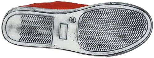 Andrea Conti Damen 0342745 Sneaker Rot (rot)