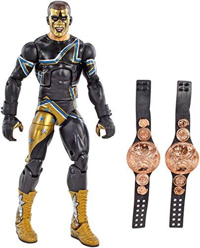 Preisvergleich Produktbild Mattel CHT55 – WWE Elite Collection – 17cm Action Figur – Stardust [UK Import]