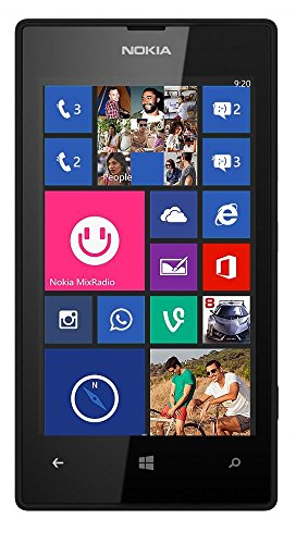 Nokia Lumia 525 (Black)
