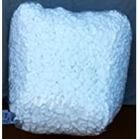 3.5CU FT White Packing Cacahuetes antiestática