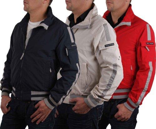 hilton-veste-homme-beige-rouge-bleu-taille-s-xxl