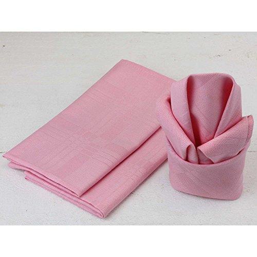 Edle Servilletas de Tela en diferentes colores/45x 45/100% algodón/