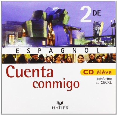 2e espagnol (1CD audio)