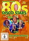 80s Disco Stars Live From Moskau /Vol.1