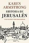 Historia de Jerusalén par Armstrong