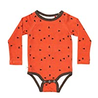 Albababy Huxi Body - Rust Triangle - 80cm - 9-12 Months