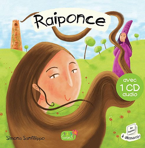 RAIPONCE + CD