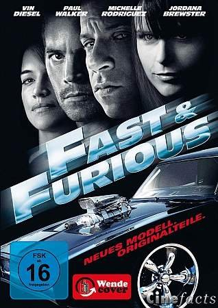 Preisvergleich Produktbild The Fast and the Furious 4 (USA 2009)