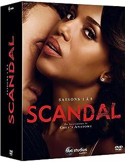 Scandal - Saisons 1 à 5 (B075H58P9Q) | Amazon Products