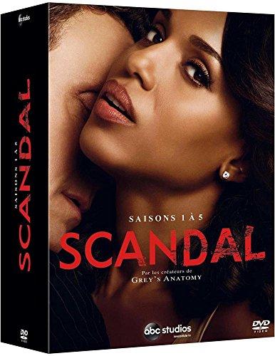 Scandal - Saisons 1 à 5