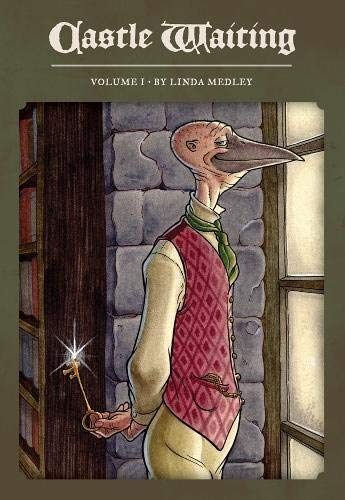 Castle Waiting Book One: 1 (Castle Waiting (Fantagraphic Books)) by Linda Medley (13-Dec-2012) Paperback