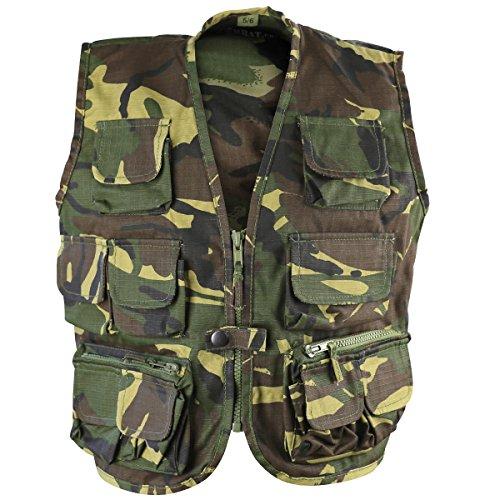 Kombat UK Kinder Tactical Weste 134 DPM Camo