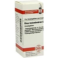 RHUS TOXICODENDRON C 12 Globuli 10 g preisvergleich bei billige-tabletten.eu