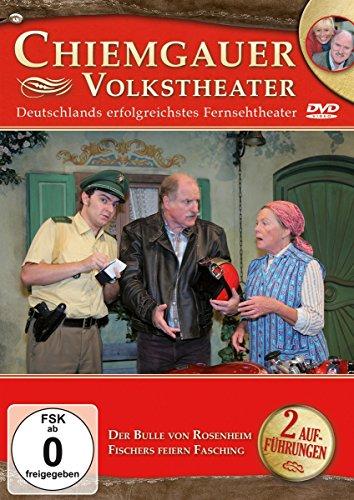 Chiemgauer Volkstheater - Der Bulle von Rosenheim/Fischers feiern Fasching