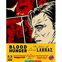Blood Hunger: The Films of José Larraz - Limited Edition