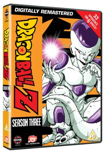Dragon Ball Z Complete Season Three (Episodes 75-107) [Edizione: Regno Unito] [Import italien]