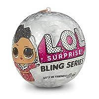 L.O.L. Surprise Bling Series with 7 Surprises, Multicolor