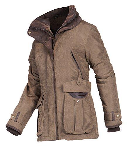 baleno-sheringham-de-la-mujer-chaqueta-mujer-color-light-kakki-tamano-s-talla-10