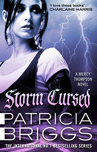 Storm Cursed: A Mercy Thompson novel (English Edition)