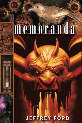 Memoranda (The Well-Built City Trilogy) by Jeffrey Ford (2008-11-01)
