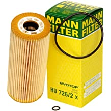 Mann-Filter HU 726/2 x - Filtro de Aceite