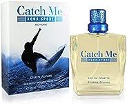 Chris Adams Perfumes Catch Me Aqua Sport Eau De Toilette Perfume For Men, 100 ml
