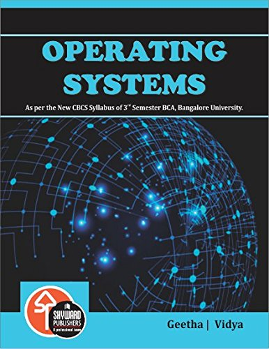 OPERATING SYSTEMS FOR BCA 3RD SEM, BANGALORE UNIVERSITY