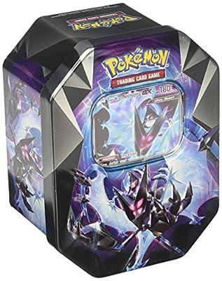 Pokemon TCG: Dawn Wings Necrozma-GX Prism Tin